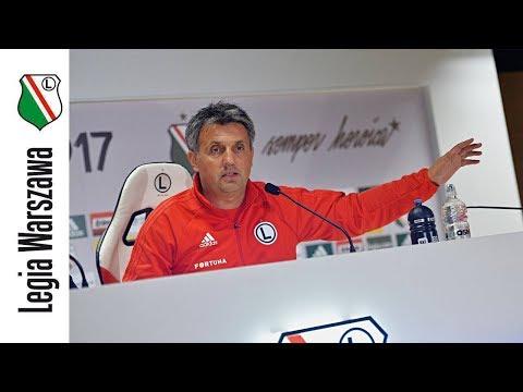 Romeo Jozak: Legia nie jest chora, to tylko przeziębienie