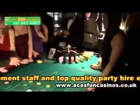 Race Nights Bristol Aces Fun Casino Hire Blackjack Roulette Poker
