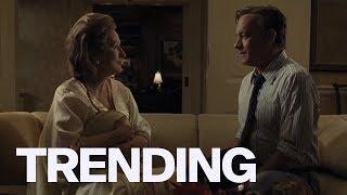 Steven Spielberg's Trailer For 'The Post' With Meryl Streep, Tom Hanks | TRENDING