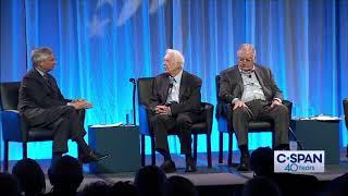 "Former Pres. Jimmy Carter calls President Trump an ""Illegitimate President"" (C-SPAN)"