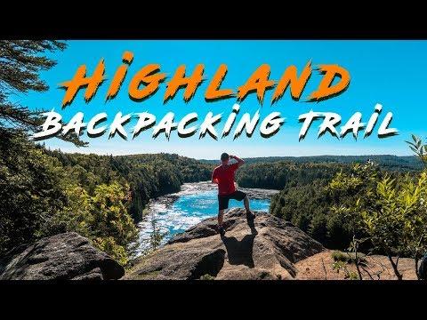 Highland Backpacking Trail | Algonquin Park