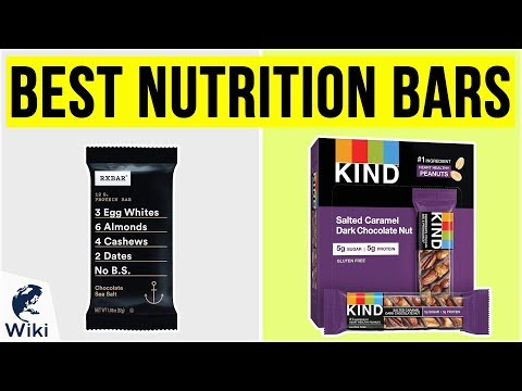 10 Best Nutrition Bars 2020