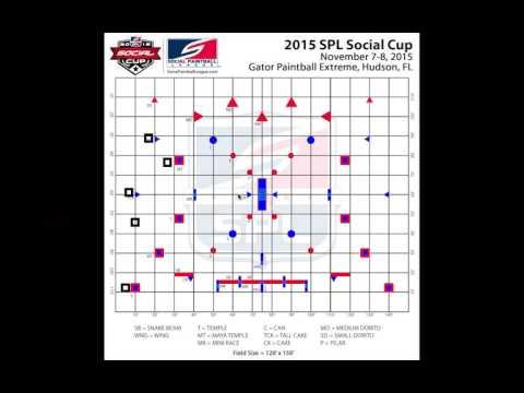 SPL Social Cup Field Breakdown