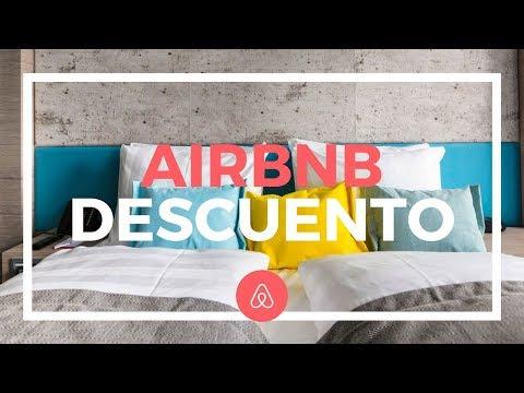 AirBNB Cupón de descuento GRATIS + VIAJA más barato a los apartamentos de vacaciones de Airbnb.es
