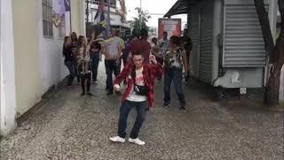 Yago Ferreira Dançando Hip Hop