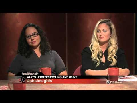 INSIGHTS ON PBS HAWAII: Who's Homeschooling and Why?