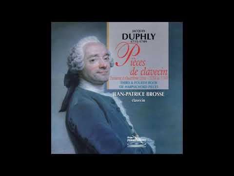 """Jacques Duphly """"Piezas para Clave"""""""
