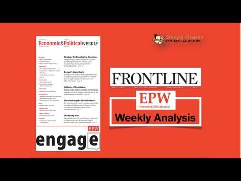 EPW ANALYSIS- EIA, Rural Electrification, Safety Of Fisherfolk
