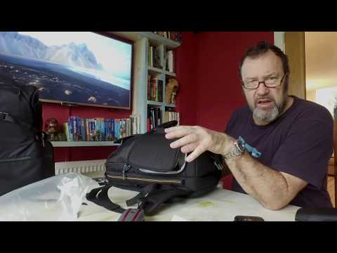 Lowepro Fastback 250 AW MK2 Explained