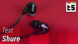 Test: In-Ear-Headset SE215 von Shure – Kopfhörer für 100 Euro | TechStage