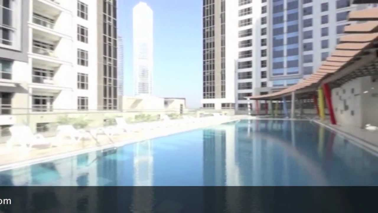 The Executive Towers Business Bay Dubai Podium Villa Youtube