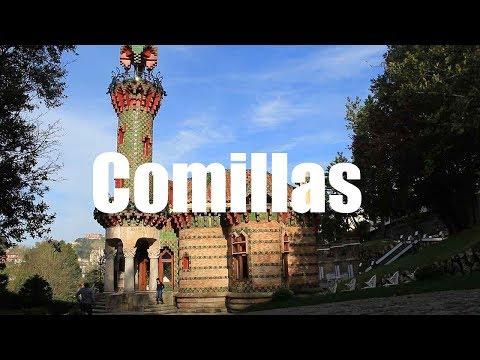Comillas, Spain | Canon HD | Virtual Trip