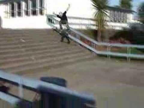 Luke 11 Stair Ollie