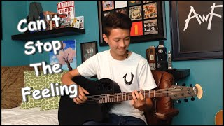 Can't Stop the Feeling - Justin Timberlake - Cover (Fingerstyle Guitar)