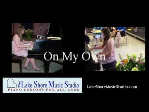On My Own - The Lake Shore Music Studio - Piano Lessons Chicago
