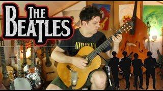 The Beatles - In My Life - no Violão Clássico por Fabio Lima