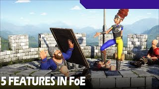 Top 5 Features in Forge of Empires (sponsored video 1/3)