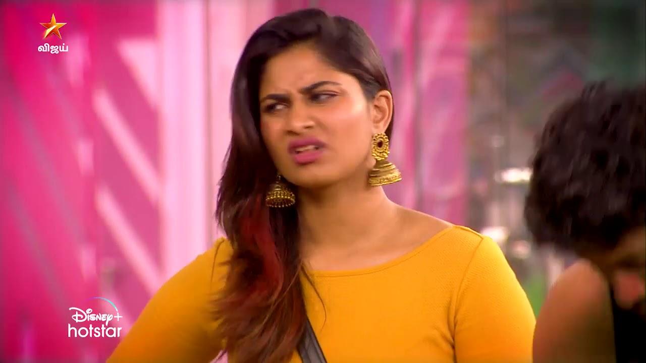 Download Bigg Boss Tamil Season 4  | 3rd December 2020 - Promo 3