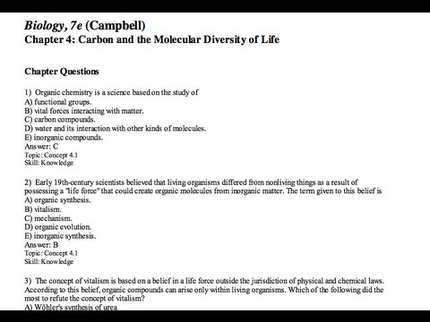 biology 7e campbell chapter Biology campbell 7th edition study guide chapter 2 biology campbell 7th edition study guide chapter 2 - title ebooks : biology campbell 7th edition study.