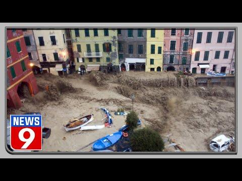 France, Italy brace for flash floods after storm Alex