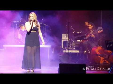 Elandri van Aswegen sings I know you