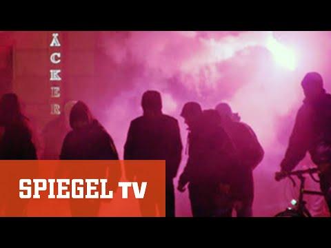 Leipziger Linksautonome gegen