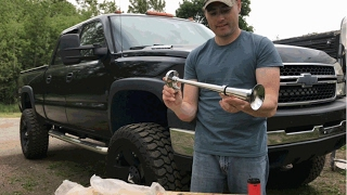 Audew Air Horn Full Install
