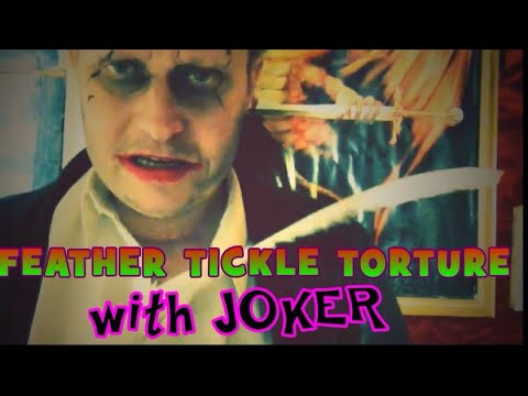 Feather tickle torture aka 50 shades of feathers with Mr. J. ASMR REQUEST
