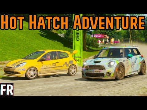 Forza Horizon 4 - Hot Hatch Adventure thumbnail