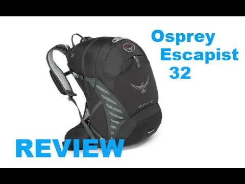 Osprey Escapist 32 Sac /à Dos v/élo