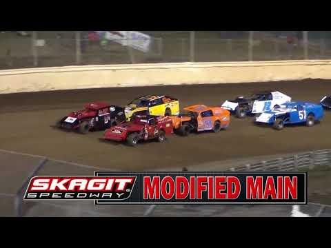 Skagit Speedway Highlights 09 16 2017