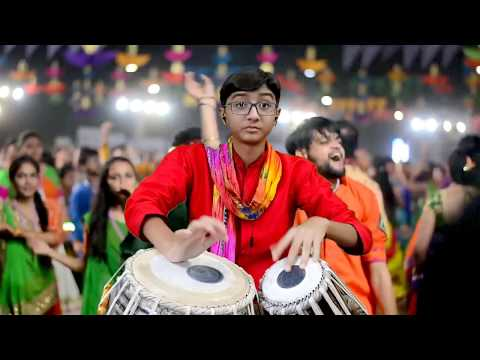 Dholida Dhol Re Vagad/Odhani Odhu To Udhi Udhi Jaye | Tabla cover | Ayaansh Rajotia