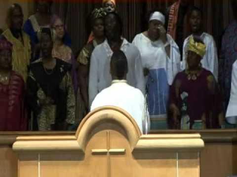 Birmingham Community Mass Choir/GMWA -Donald Lawrence Medley