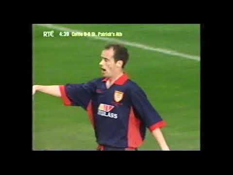 Celtic 0 - St Patrick's Athletic 0 (22/07/1998)