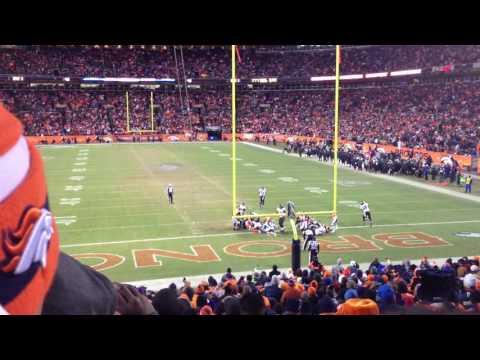 Ray Rice vs. Broncos Defense
