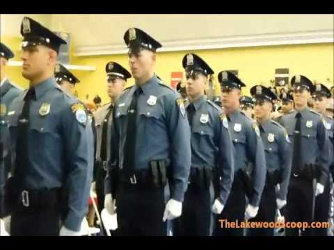 Ocean County Police Academy Graduation SLEO 2 Classes 32 and 33