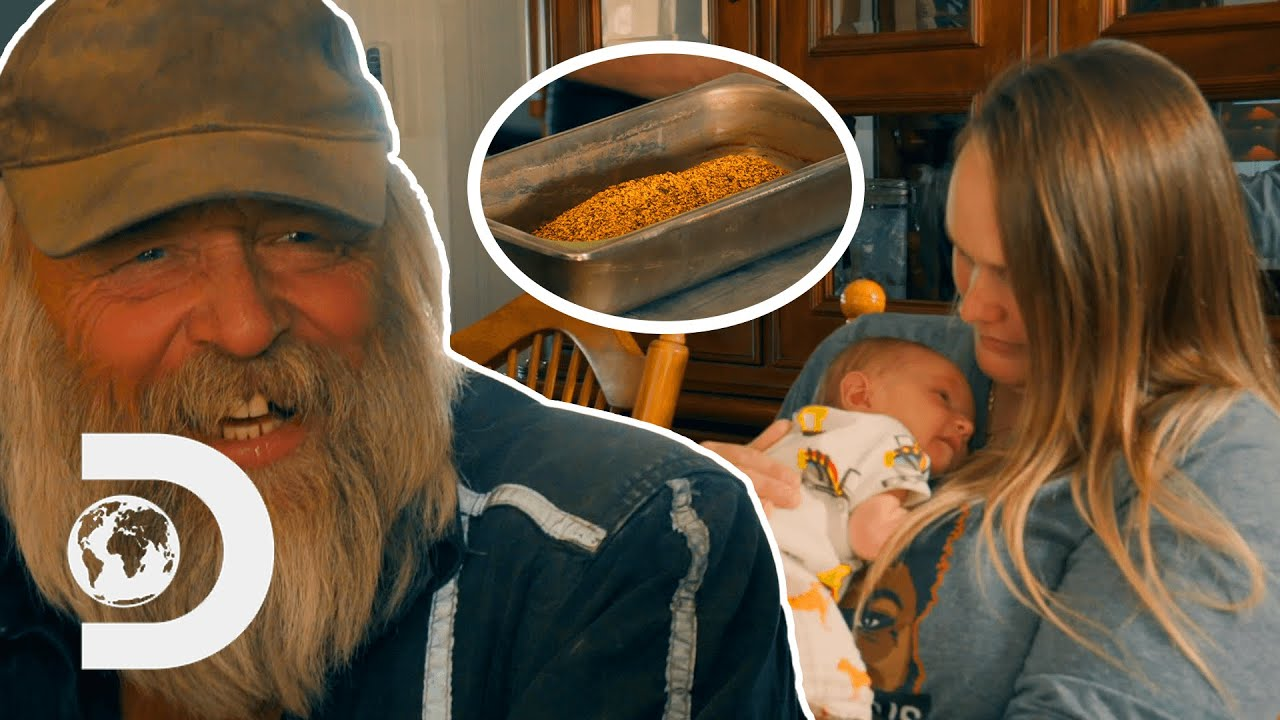 Download Tony Beets Welcomes New Granddaughter With Monster $550K Jackpot I Gold Rush