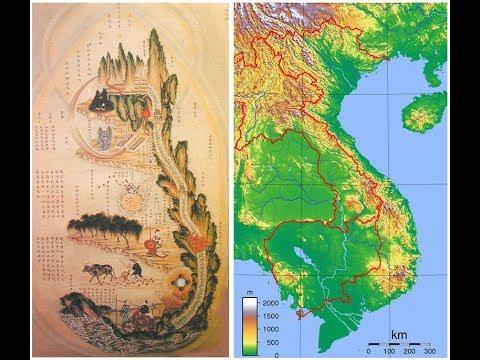 Long Mạch Đất Việt, Trung Quốc Suốt Nghìn Năm Không Thôn Tính được Chính Vì Thế Long Mạch Này