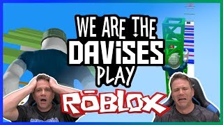 Im Loosing My Mind | Roblox Mega Fun Obby EP-62 | We Are The Davises Gaming