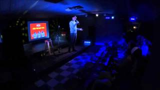 Stand-Up Comedian Mark Little - Remembering Names