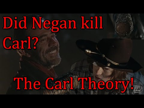 Does Negan kill Carl? A new fan theory!
