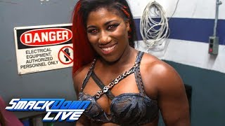 Ember Moon is ready for Bayley at SummerSlam: SmackDown Exclusive, July 16, 2019