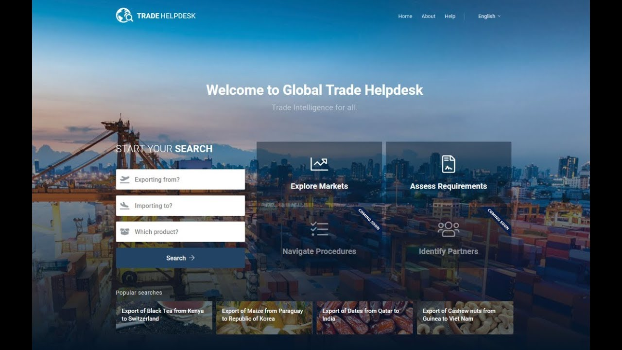 Global Trade Helpdesk