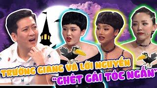 Trường Giang và lời nguyền 'ghét con gái tóc ngắn' Hiền Hồ, Tóc Tiên, Miu Lê