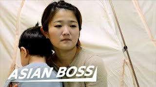 Being a Single Mother in Korea | ASIAN BOSS