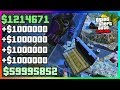 watch he video of The BEST Ways to Get Millions of Dollars | The Fastest and Easiest Way to Make Money in GTA 5 Online