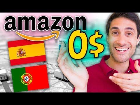 AMAZON Espanha Envia GRÁTIS Mas Há Um PROBLEMA !!