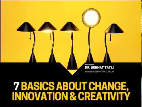 7 Basics About Creativity, Innovation, and Change | Presentation