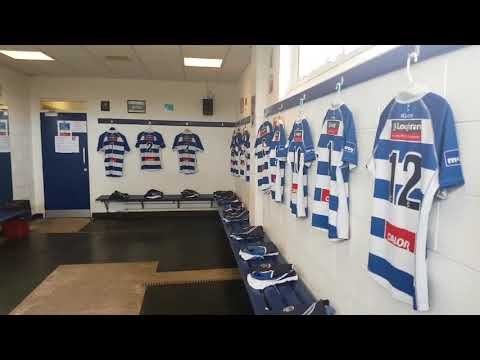 Dungannon Rugby Club - Facilities Tour