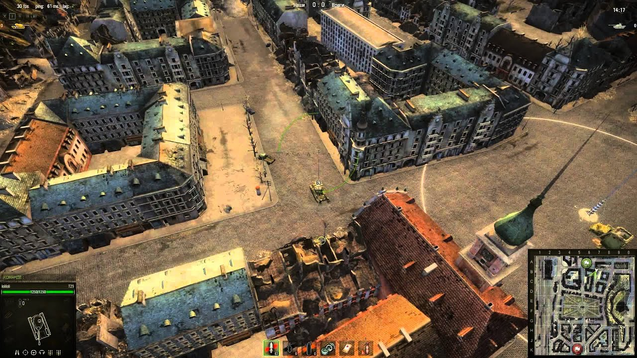 zoom mod для world of tanks